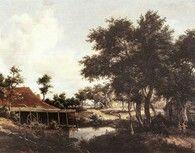 Meindert Hobbema (1638-1709)