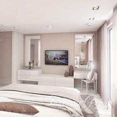 Home Bedroom, Modern Bedroom, Master Bedroom, Bedroom Decor, Master Suite, Luxury Bedroom Design, Interior Design, Suites, Luxurious Bedrooms