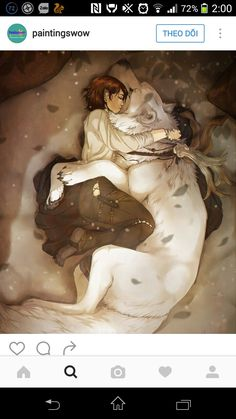 Sleppy Cavern by Rayamira on DeviantArt - Anime Wolf Art And Illustration, Illustrations, Anime Wolf, Fantasy Kunst, Fantasy Art, Drawn Art, Arte Sketchbook, Mythical Creatures, Amazing Art