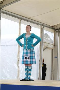 and with matching whole diamond hose by Bonnie Tartan. Irish Dance, Tartan, Dancing, Aqua, Velvet, Kilts, Jackets, Diamond, Dresses
