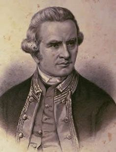 """Captain James Cook, the Englishman that discovered Australia in discovers the Hawaiian Islands on Jan 1778 which he dubs the """"Sandwich Islands. Explorers Unit, Early Explorers, Aussie Australia, Coast Australia, Popular People, Famous People, Van Diemen's Land, Captain James Cook, Australian People"""
