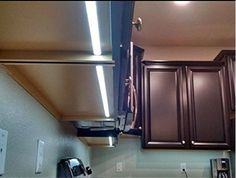 Bonlux 0.3m/strip Dimmable Under Cabinet LED Rigid Strip Lights Kit, 17W 12V Daylight 6000k Rigid Bar LED Strip Light for Display Case, Closet Light, Kitchen Under Counter Lighting (Pack of 3) - - Amazon.com