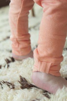 mad mim no hem bow band leggings 11 No Hem Bow Cuff Leggings DIY // National Serger Month