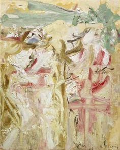 Two Figures - Willem de Kooning