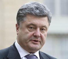 Le president ucranian voyage en plene elekcions