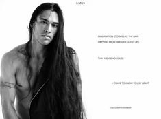 Martin Sensmeier is an American Actor from the Tlingit and Koyukon-Athabascan tribes of Alaska. He was raised in a Tlingit Coastal Community in Southeast Alaska and grew up learning and participati… Native American Actors, Native American Beauty, Native American Indians, Native Americans, Gorgeous Men, Beautiful People, Martin Sensmeier, Alaska, Polynesian Men