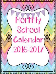 Enjoy This Free Monthly Calendar Simply Print And Add Your Most Important Events Also