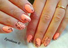 The best Peach colored nails Peach Colored Nails, Mary Johnson, Fabulous Nails, Peach Colors, Nail Colors, Health And Beauty, Manicure, Nail Designs, Nail Bar