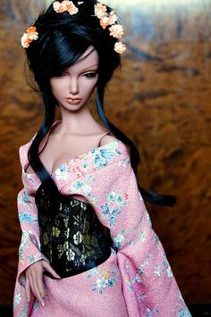 Souldoll Soulzenith Karin by caracal0407, via Flickr