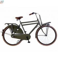 """Popal Daily Dutch Army Green - 3 Gir - 28"""" - 57cm kr 6 688,00"""
