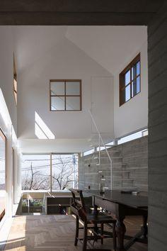 House in Ishikiri by Tato Architects