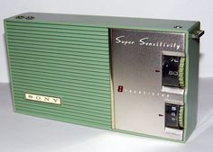 Vintage Sony Transistor Radio, Model AM Band, 8 Transistors, Made in Japan, Circa 1960 Poste Radio, Sony Design, Receptor, Transistor Radio, Made In Japan, Record Players, Tecno, Old Tv, Classic Tv