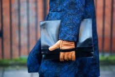 London Fashion Week Street Style - Adam Kelly - The Cut