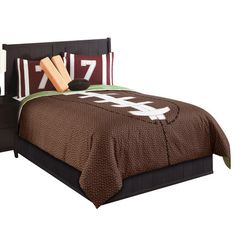 Found it at Wayfair - Touchdown Comforter Set
