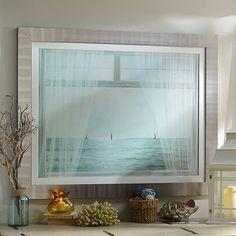 Morning Window Framed Print | Kirklands