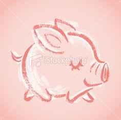 Walking pig