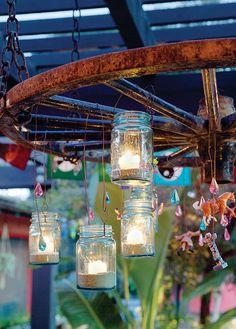 Tin wall sconces mexican lighting ideas pinterest 29 outdoor lighting ideas aloadofball Images