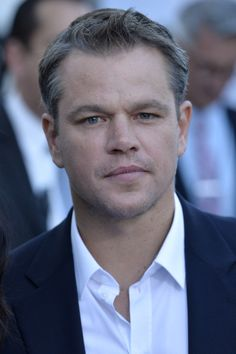 "Tracy Wolff: ""Matt Damon, because he is and will always and forever be the hottest guy in Hollywood in my opinion. Smart, talented, funny, kind—he's the total package ☺ I fell for him even before Good Will Hunting burst onto the scene, when I first saw him in Courage Under Fire.  But then Good Will Hunting came along and I found out that he not only acted in it, but also co-wrote it and I've been in love/lust ever since!!!!"""