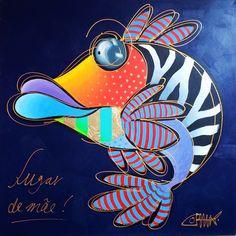 Joyce van Oorschot - Vissen 27