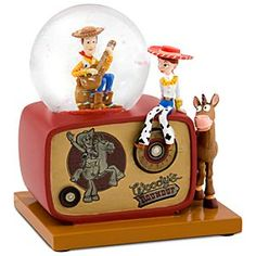 Disney Toy Story Mini Woody Snowglobe | Disney StoreToy Story Mini Woody Snowglobe - Hit the happy trails with our Toy Story Mini Woody Snowglobe. This nostalgic <i>Woody's Roundup</i> sculpture adds a touch of warmth to any d�cor.
