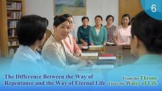 Gospel Movie Clip (6) - The Difference Between the Way of Repentance and...