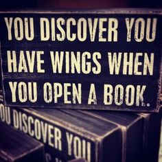 So read and fly!