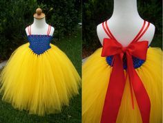 88 of the Best DIY No-Sew Tutu Costumes - DIY for Life  Snow White