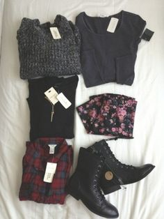 Fall / Winter Clothing Haul ♡ Forever 21, Urban Outfitters, Bath and Body Works + More!