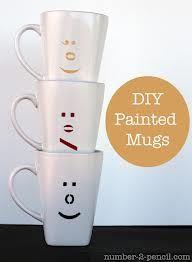 ceramic mug painting ideas - Google Search