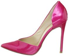 #Pink   Pink #Shoes   Pink Patent Leather #Pumps   Pumps   #Stilettos   Shoes   Fashion   Women's #Fashion   Pink Styles