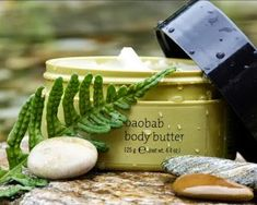 Baobab Body Butter... AMAZING STUFF for #sensitive #skin especially for #babies!