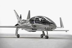 O Cobalt Valkyrie será uma opção de avião privado com estilo dos mais ousados (Cobalt Aircraft)