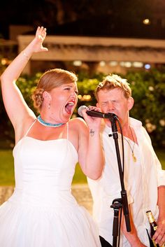 3 ways to have a dance-free wedding reception (because I am not a big dancer)
