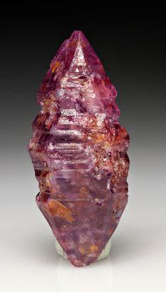 Corundum var. Ruby; Passara Gem Mine, Sabaragamuwa Province, Sri Lanka