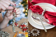 15 Dollar Store Christmas DIY Projects Anyone Can Do - The Krazy Coupon Lady day decorations for office dollar stores 15 Dollar Store Christmas DIY Projects Anyone Can Do Dollar Tree Christmas, Christmas Balls, Diy Christmas Gifts, Christmas Decorations, Christmas Ideas, Homemade Christmas, Christmas Holiday, Christmas Cocktails, Christmas Tablescapes