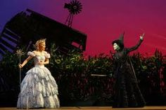 wicked the musical lighting - Google Search