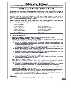 Account Manager Resume Your Catering Manager Resume Must Be Impressiveto Make