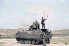 YPR Cargo on shooting range