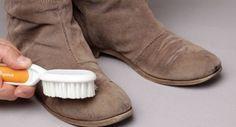 Limpieza básica de la gamuza