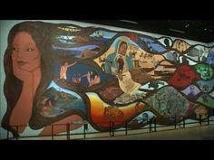 El mural censurado por mexicano de la historia de Los Ángeles