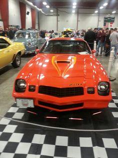 78 Camaro