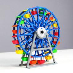 3D printed Ferris Wheel