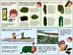 Konbu (Kelp Seaweed) | Chef Taro