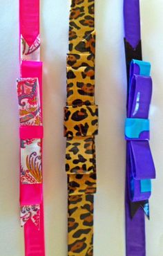 Duct Tape Headbands on Etsy - fashionable, water-resistant, and durable! Fun Crafts, Crafts For Kids, Arts And Crafts, Duct Tape Jewelry, Duck Tape Crafts, Diy Fashion Accessories, Pony Beads, Summer School, Washi Tape