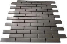 Stainless Steel .75X2.5 Metal Tile Brick Pattern GlassTileStore,http://www.amazon.com/dp/B005HDOSL2/ref=cm_sw_r_pi_dp_MBjhtb06X5NP8MS2