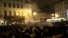 New Years Eve Budapest Square New Years Eve Budapest River Cruise 2016 2017 New Years Eve In Budapests Vorosmarty Square 2012 2013 Youtube