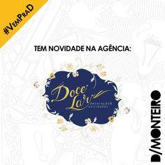 Sempre um prazer anunciar mais um cliente. A Doce Lar agora faz parte da #DMONTEIRO. #BemVindos #Welcome