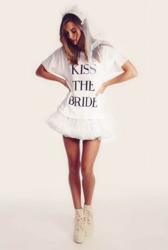 fa726cb27d407 Wildfox For The Bride Collection