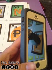 AR Flashcards from Mrs. Hoffer's blog post! This is fantastic!!!