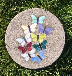 stained+glass+stepping+stones | Stained Glass Stepping Stones Gallery